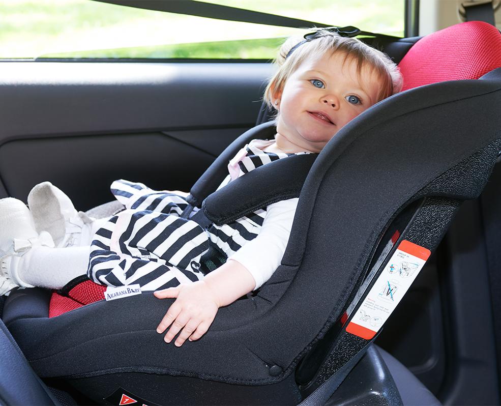 AkaranaBaby Haumaru Car Seats